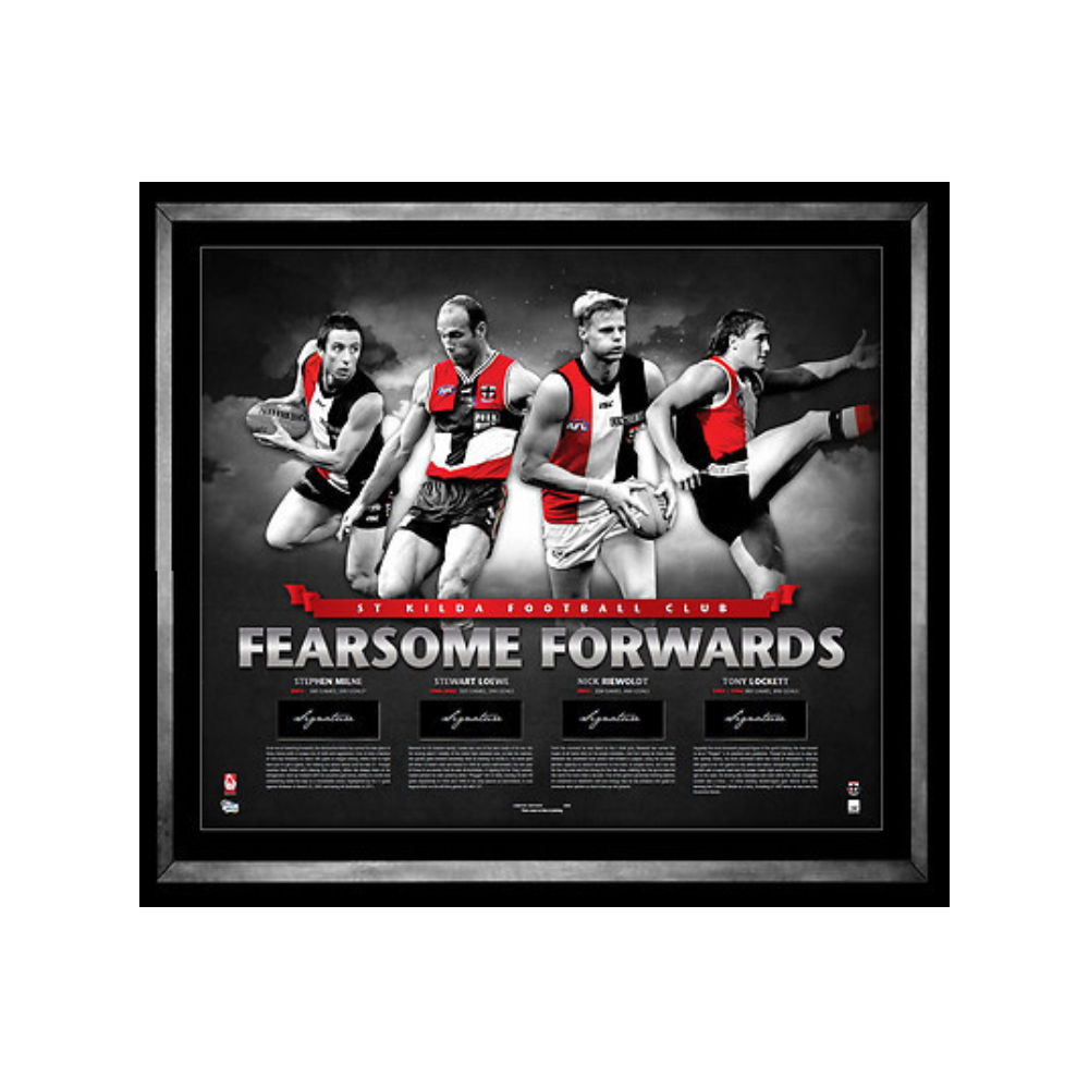 St Kilda Saints – Fearsome Forwards