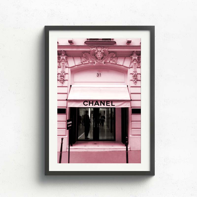 Wall Art Collection – Chanel 31